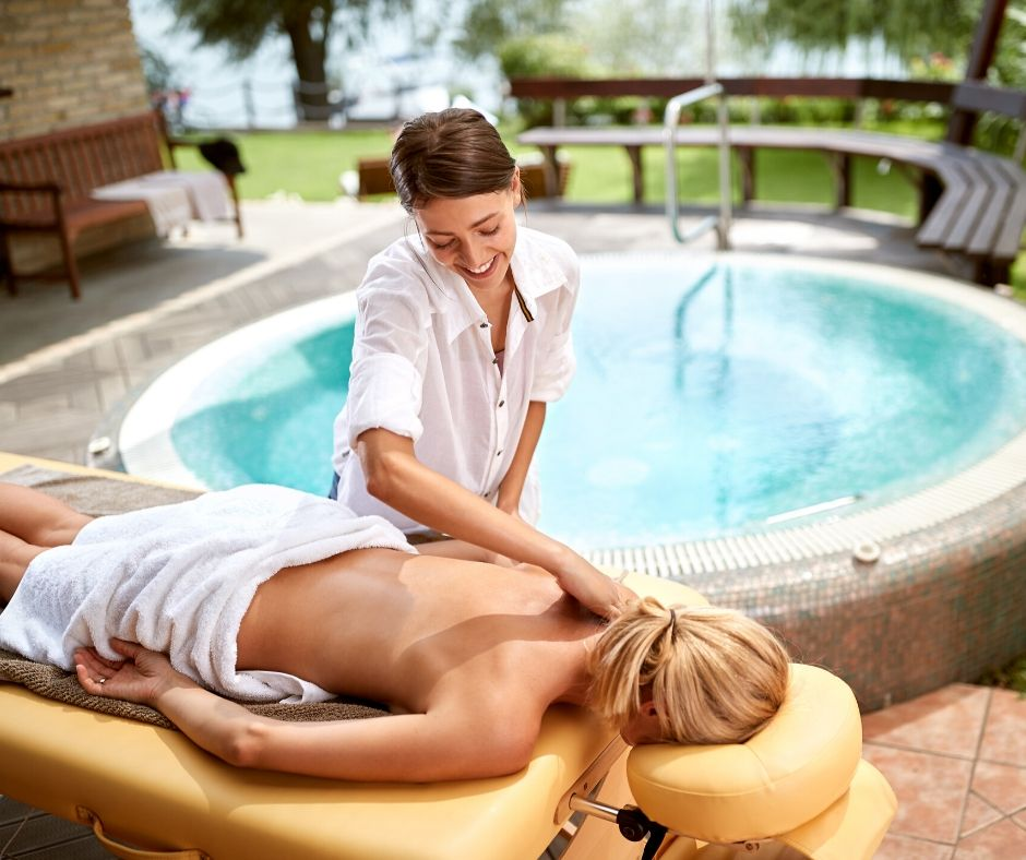 massage therapy career options